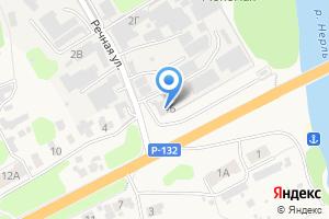 Компания «Смаковдин» на карте