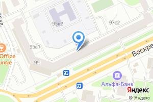 Компания «Сеть салонов рукоделия» на карте