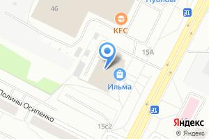 Компания «Бисеринка» на карте