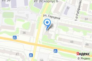 Компания «Revlon» на карте