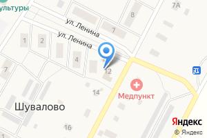 Компания «Банкомат, Сбербанк, ПАО» на карте