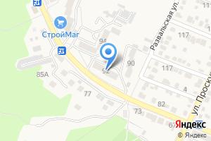 Компания «Дубликат» на карте