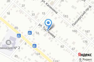 Компания «Фотосалон артфото» на карте
