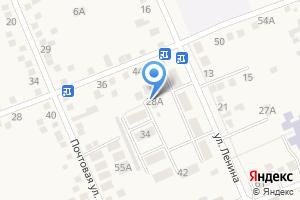 Компания «Пятигорскгоргаз» на карте