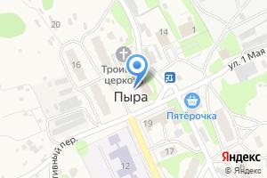 Компания «Почтовое отделение №055» на карте