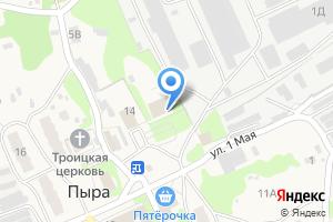 Компания «Пожарная часть №188» на карте