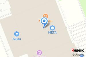Компания «Adl» на карте