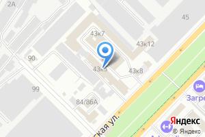 Компания «Zodчество» на карте