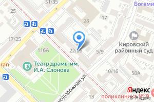 Компания «Сан-тех №1» на карте