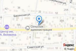 Компания «Кучергановское» на карте