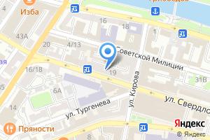 Компания «Нитки-Иголки» на карте