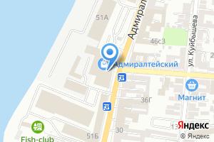 Компания «РегионСпецСтрой» на карте
