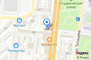 Компания «Евро-ГКМ» на карте
