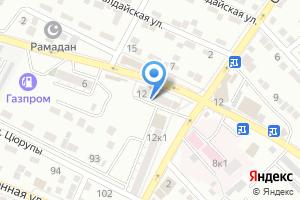 Компания «Неатон-Строй» на карте