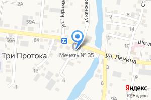Компания «Мечеть №35» на карте