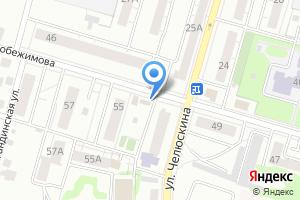 Компания «Казанский хлебозавод №3» на карте