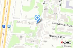 Компания «Магазин печатной продукции на Поперечно-Базарной» на карте