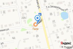 Компания «Юмарт» на карте