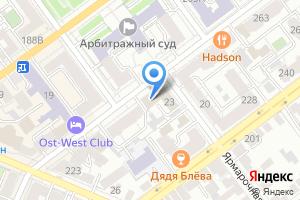 Компания «Местное отделение партии Единая Россия Ленинского района» на карте