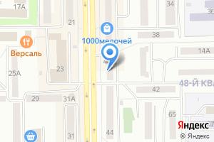 Компания «Сервисный центр tehno-land» на карте