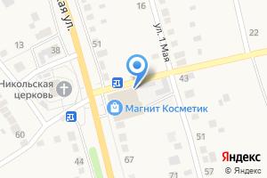 Компания «Фарм-Гарант» на карте