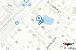 Компания «Озеро Краснолесье» на карте