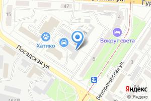 Компания «ГраДиз» на карте