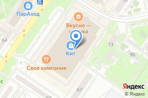 Компания «Спорт-доставка» на карте