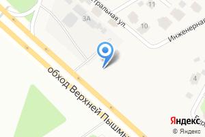 Компания «АЗС на Магистральной» на карте