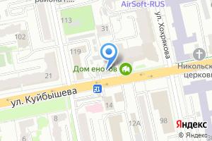 Компания «Смета» на карте