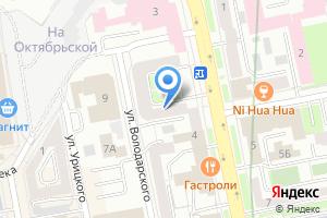 Компания «Клининг-BOSS» на карте