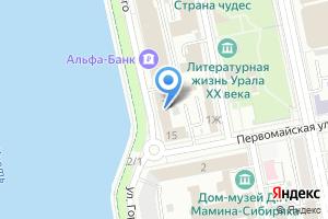 Компания «РусьПромальп» на карте