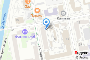 Компания «Woman Центр» на карте