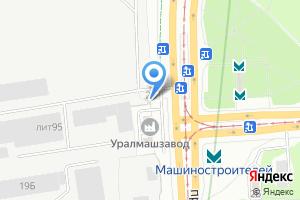 Компания «Региональный сервисный центр» на карте