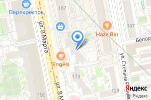 Компания «СпортЕсть.Ру» на карте