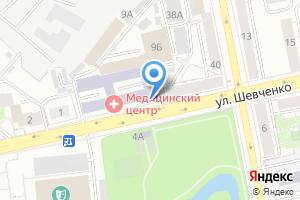 Компания «Русское Будущее» на карте