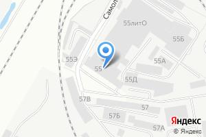 Компания «Техкомплектсервис» на карте