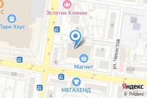 Компания «Фит Лайф» на карте