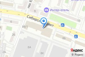 Компания «Пневмостроймашина» на карте