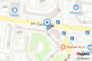 Компания «Сантехсистемы» на карте