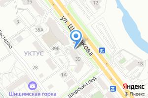 Компания «Акрополь-Ек» на карте