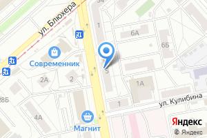 Компания «Модуль-Технос» на карте