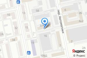 Компания «ПРОРЫВ» на карте