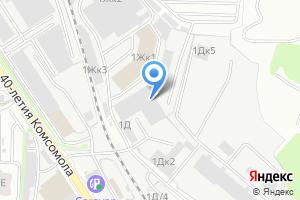 Компания «ПромСтройОборудование» на карте