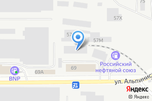Компания «ОГМ» на карте