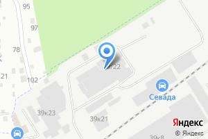 Компания «Профикс» на карте