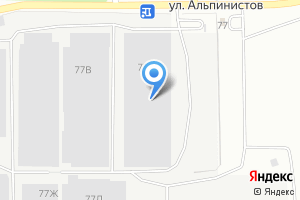 Компания «СтройМегаДом» на карте