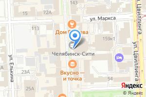 Компания «SMS Group» на карте