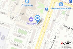 Компания «Банкомат Челябинвестбанк» на карте