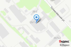 Компания «Банкомат НОМОС-БАНК» на карте